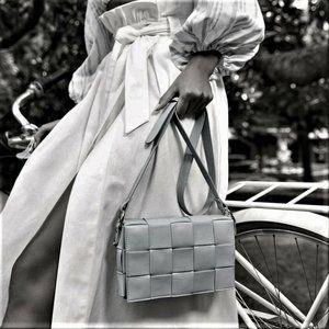 SHEIKE Tiarne Hot Pink Clutch Shoulder Bag Handbag
